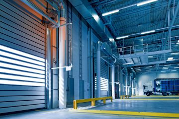Lease of warehouse facilities