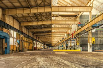 Lease of industrial & storage facilities